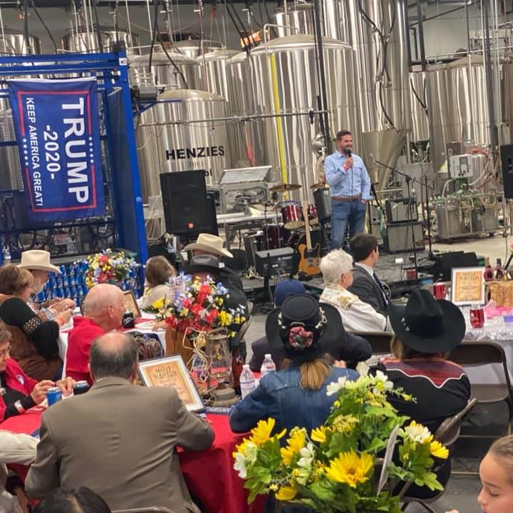 The Woodlands Republican Women 2nd Annual Belles With Boots at Southern Star Brewing Company