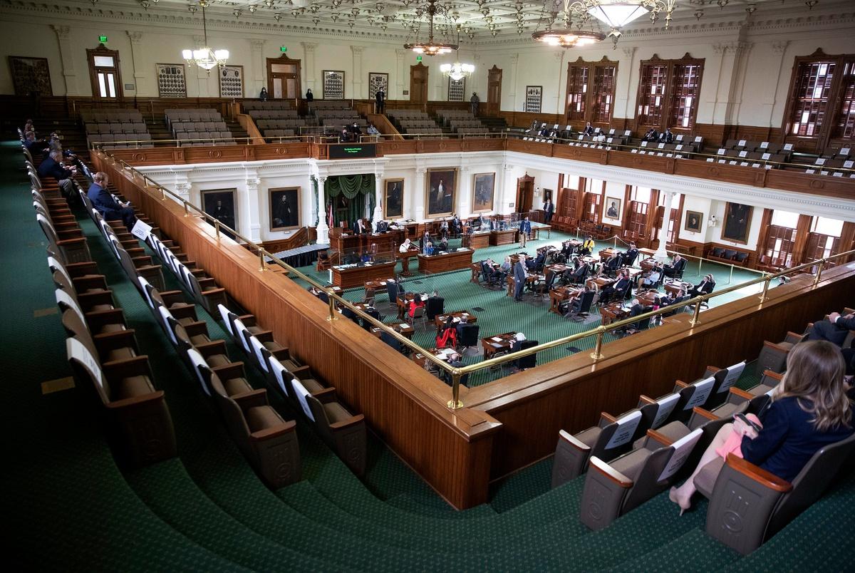 Recap of the first week of the 87th Legislature