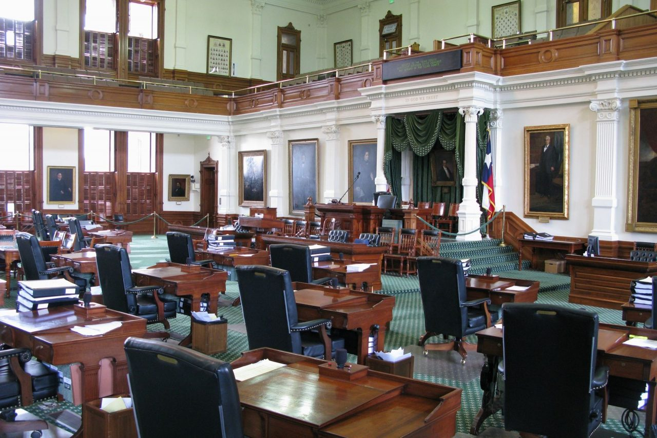 Opening Day of the 87th Legislature
