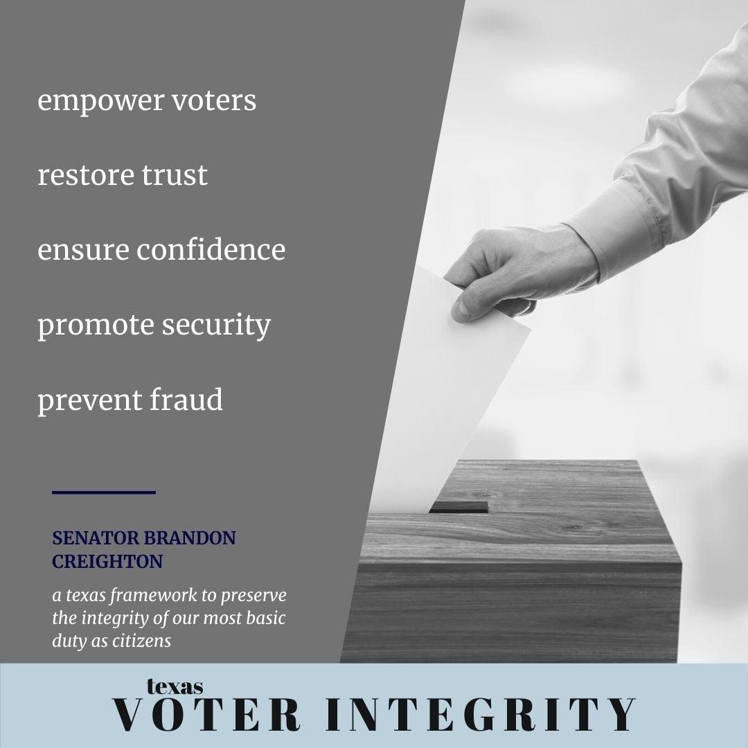 Improving Voter Integrity
