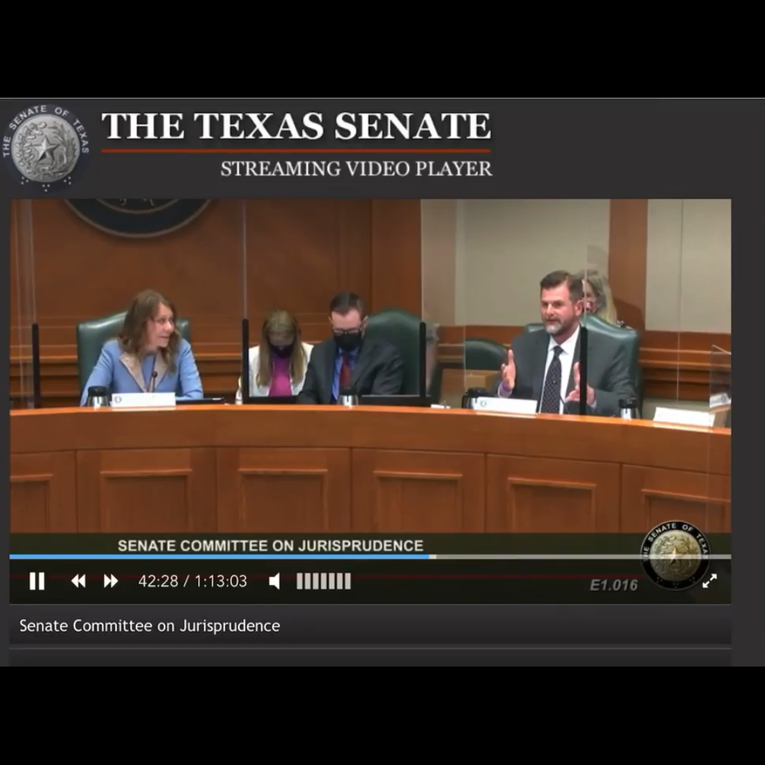 "Senate Bill 23 – the ""Back the Blue Act"""