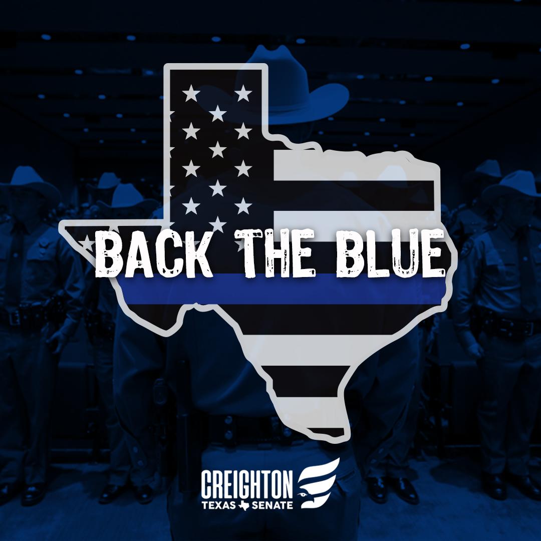 Senate Bill 23 – The Back the Blue Act