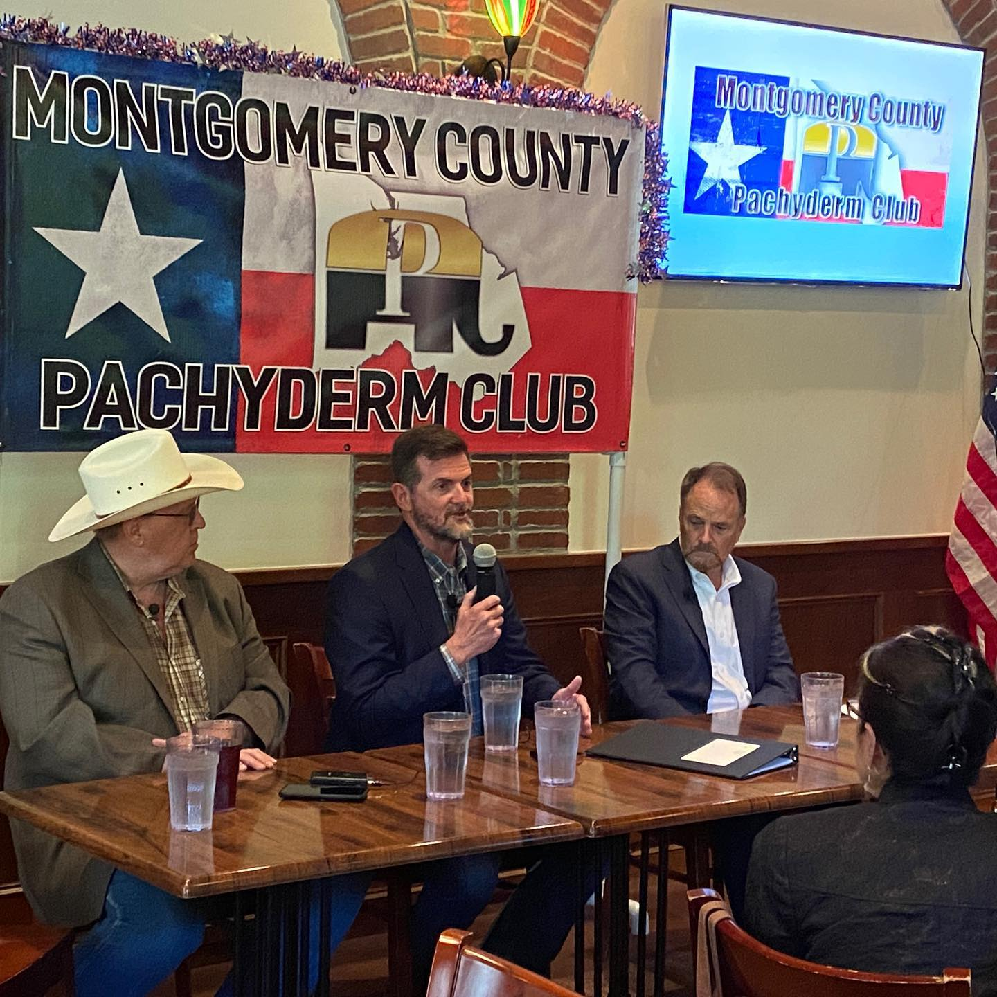 An Evening with the Montgomery County Pachyderm Club