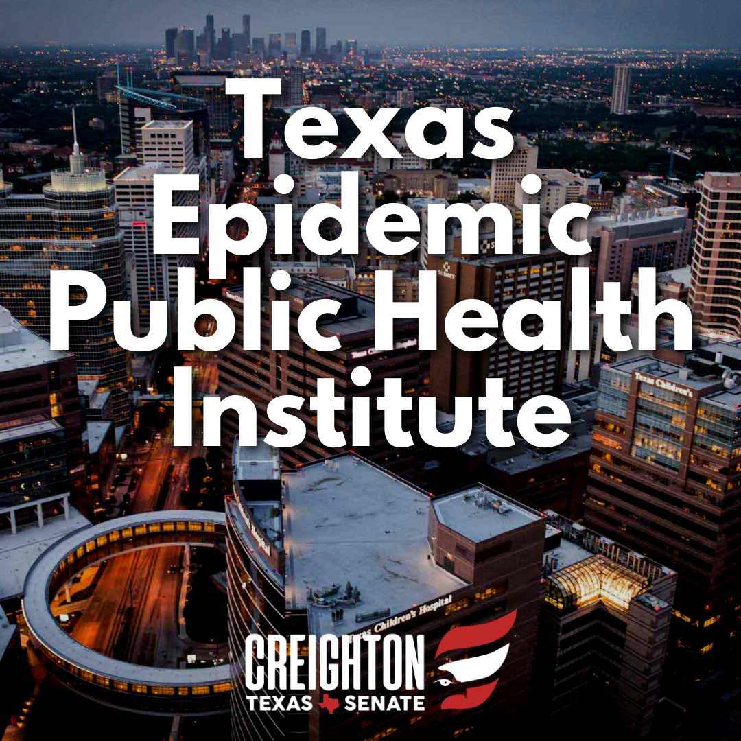 Texas Takes the Lead on Pandemic Preparedness