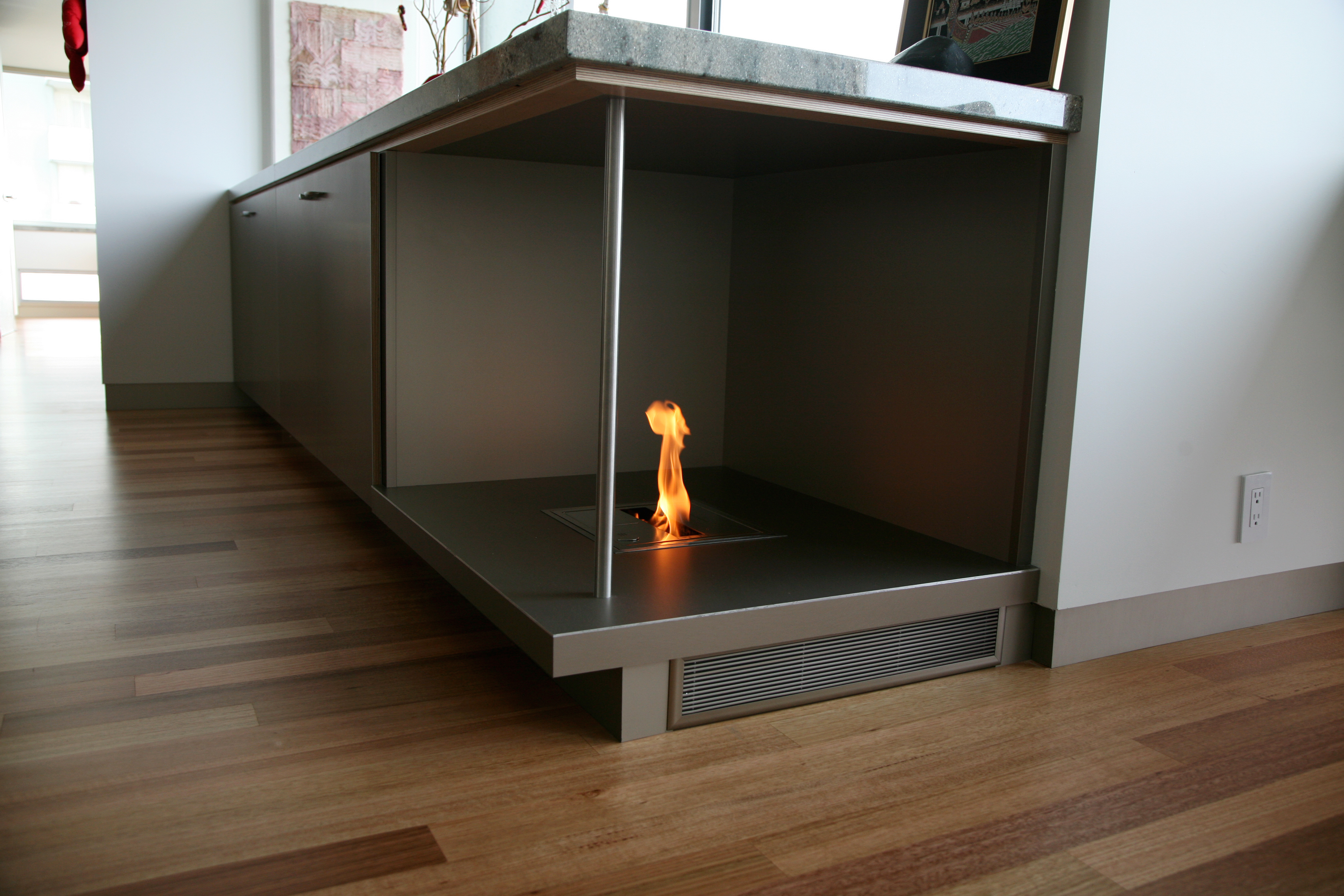 Fire Place 01
