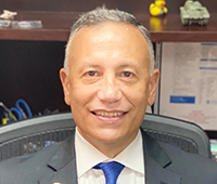 Sergio Dickerson COL (RET) – New President and CEO (NVOP)