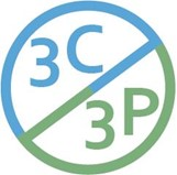 Symbol of the Creating, Caring and Commitment Plan for People Planet and Profit