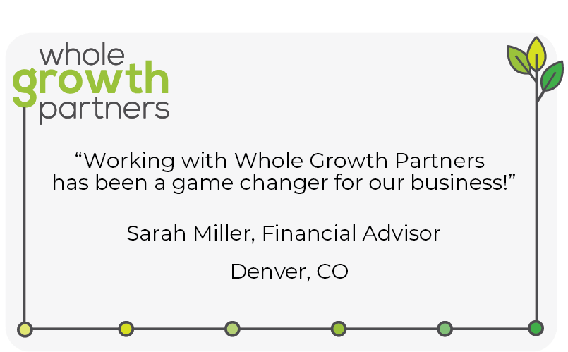 Whole Growth Partners