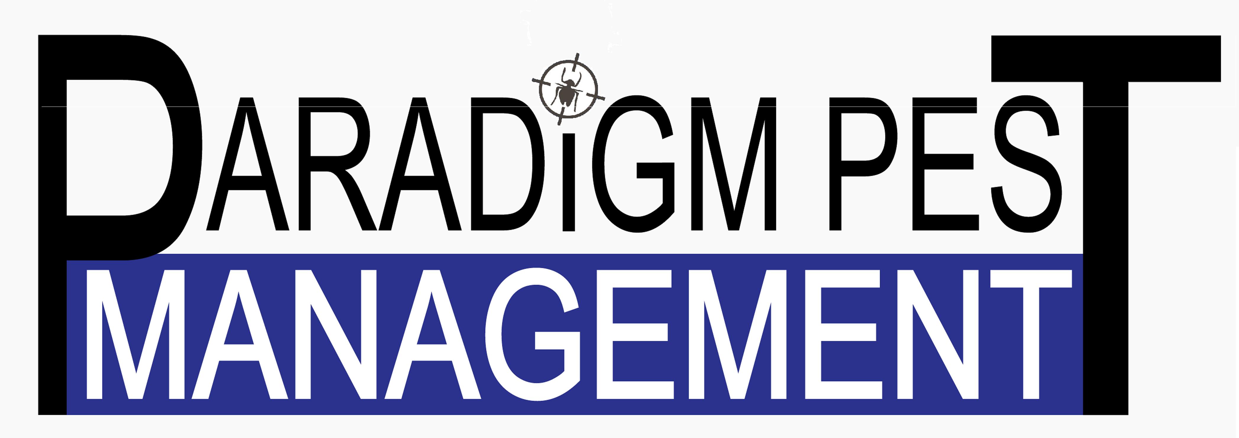 Paradigm Pest Management Logo Enlarged
