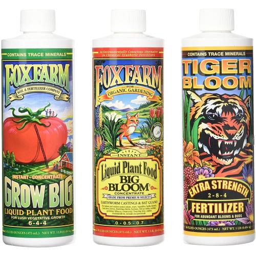 Fox Farm Trio Soil Formula
