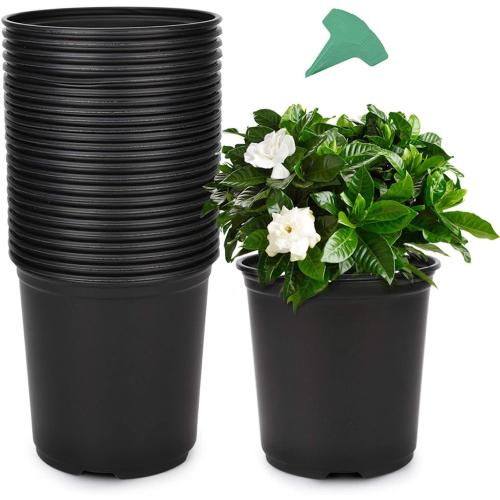 0.7 Gallon Flexible Nursery Pot