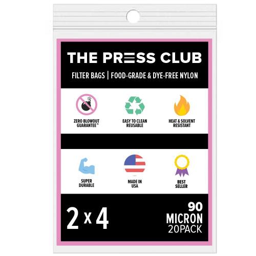 Filter Press Screen Bags