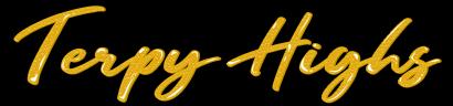 Terpy Highs Logo