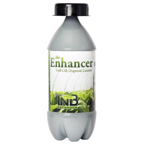 Enhancer CO2 Dispersing Canister