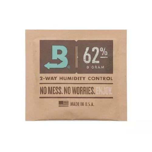 62% RH Humidity Control