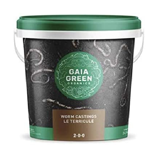 Gaia Green Worm Casting