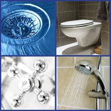 Bathroom leakage and repair