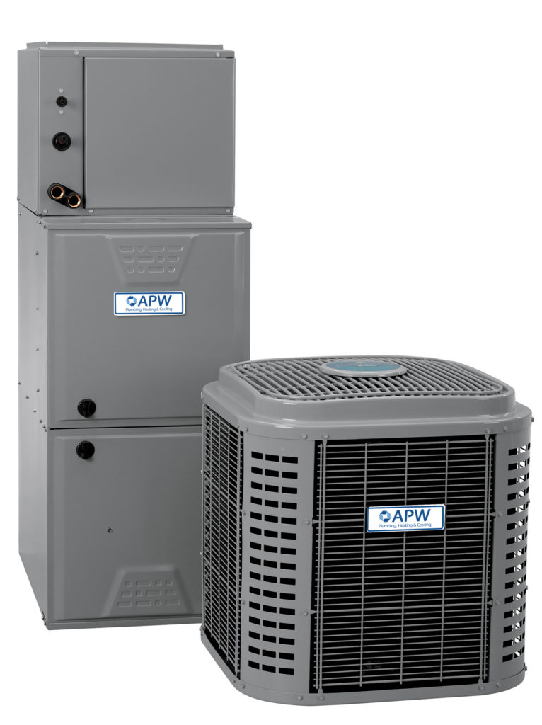 Furnace and AC