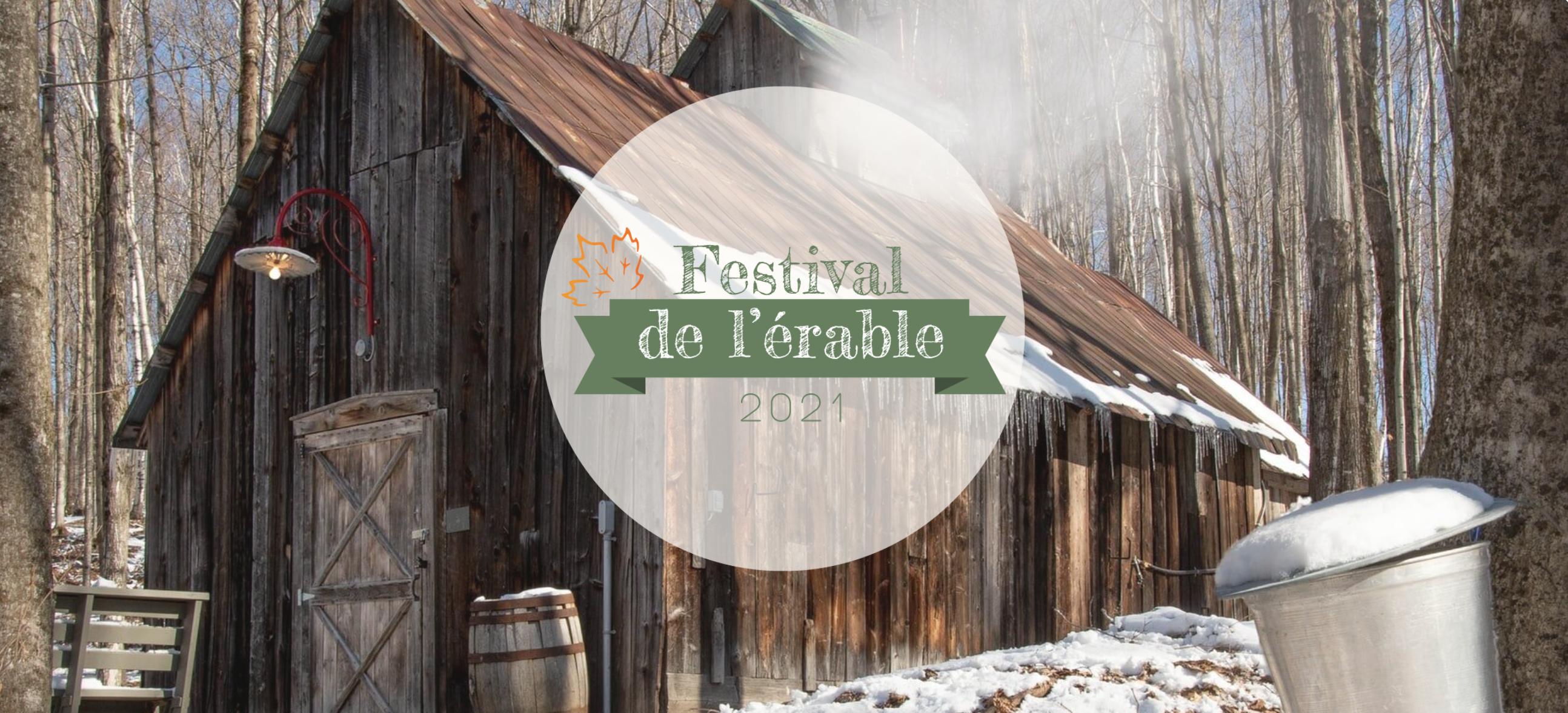 Festival erable 2021