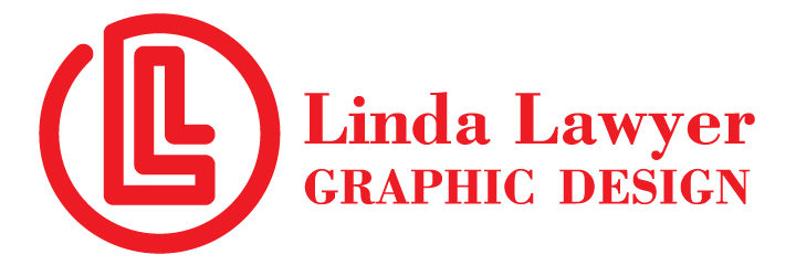 Logo for Linda Lawyer Graphic Design