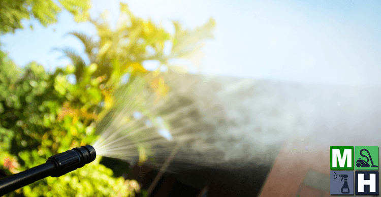 6 Benefits of Pressure Washing Your Home