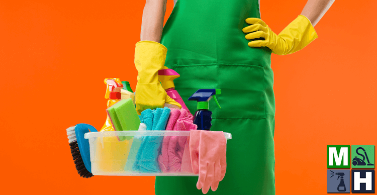 You've got cleaning problems! We've got cleaning solutions!