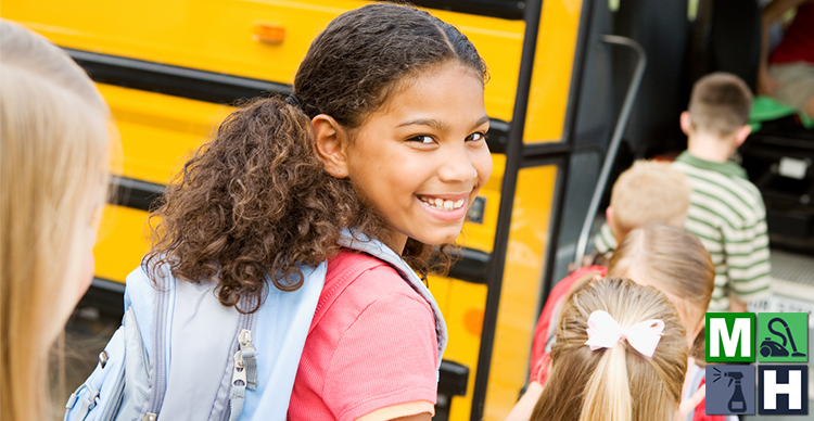 Back to School Organization Tips Featured image