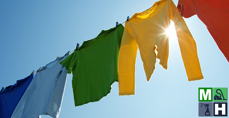 Summer Laundry Tips for Everyone