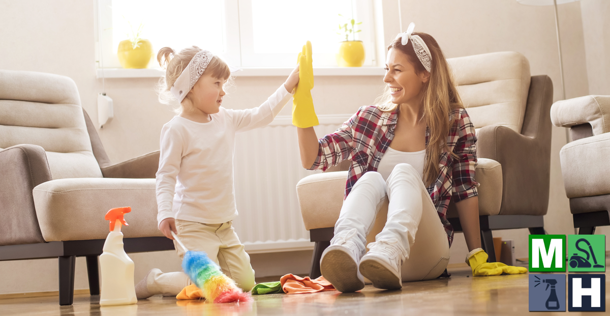 Cleaning Tasks You Can Finish in Thirty Minutes or Less