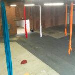 Rigging Installation Aerial Circus
