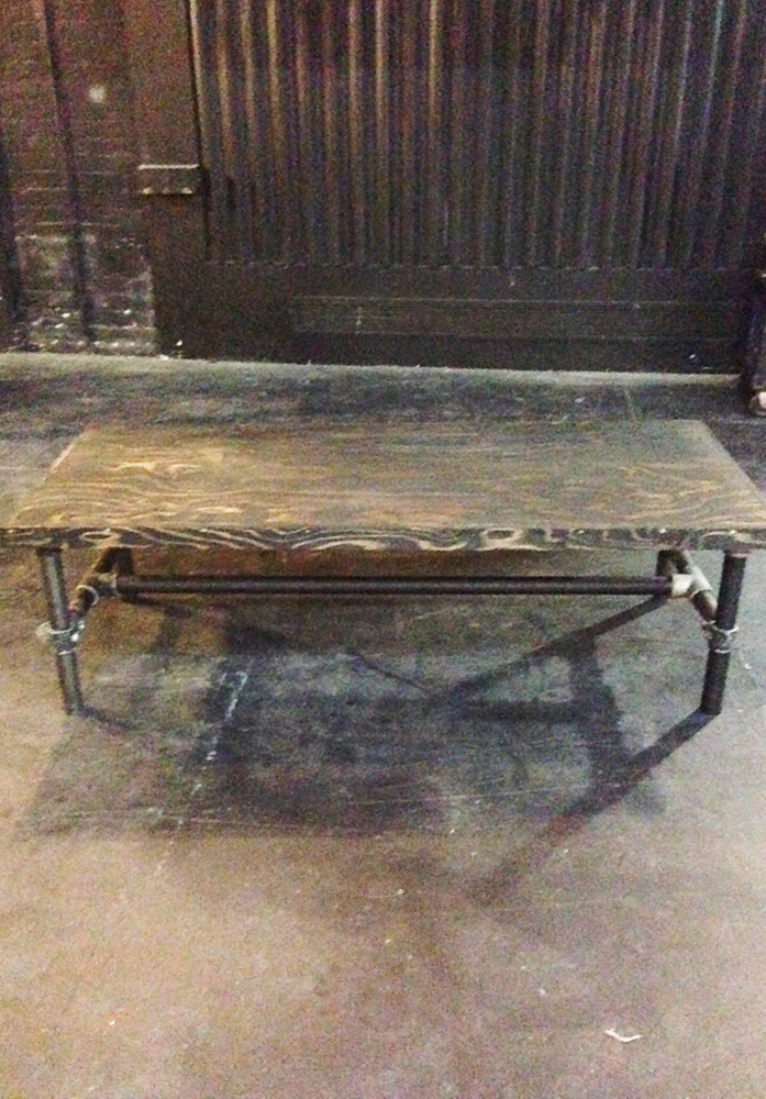 Handstand Bench Flying Solo Custom Apparatus Fabrication Circus