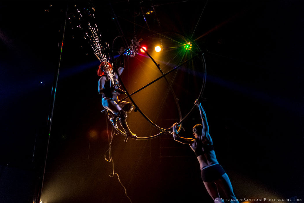 Rise 2014 Show Entertainment Toronto Circus