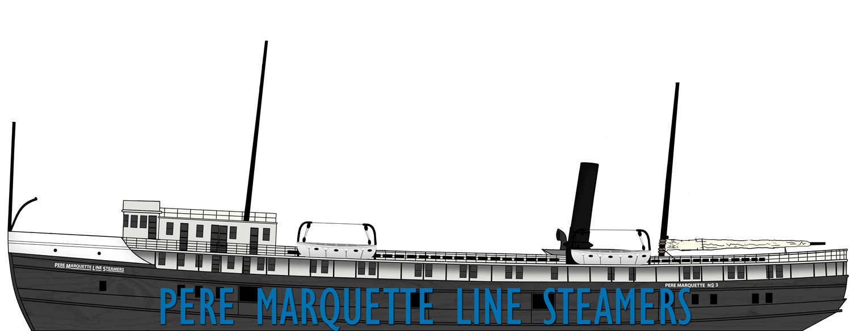 Pere Marquette Line Steamers
