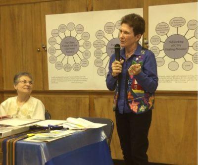 Theresa O'Connoe Teaching