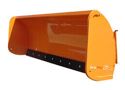 96-inch Hydraulic Snow Plow