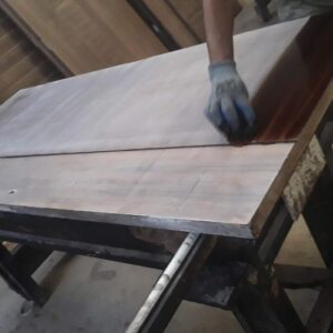 wood staining 1