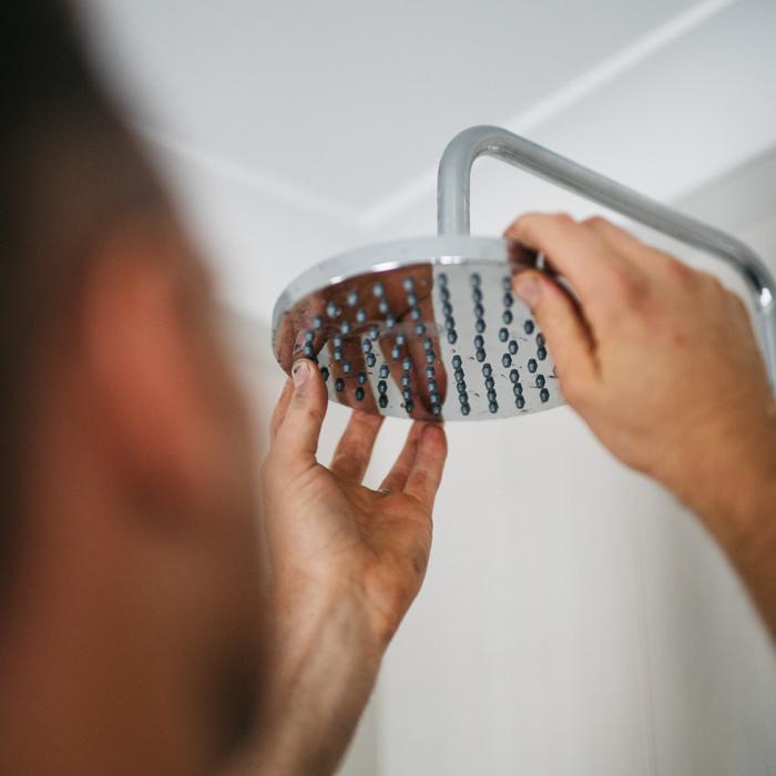 showerhead repair