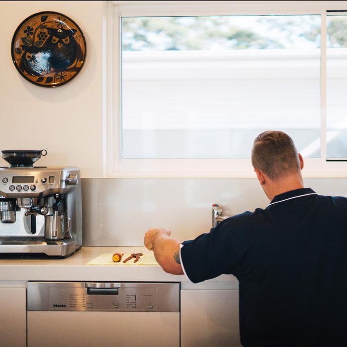 kitchen sink maintenance by thoroughgood plumbing central coast