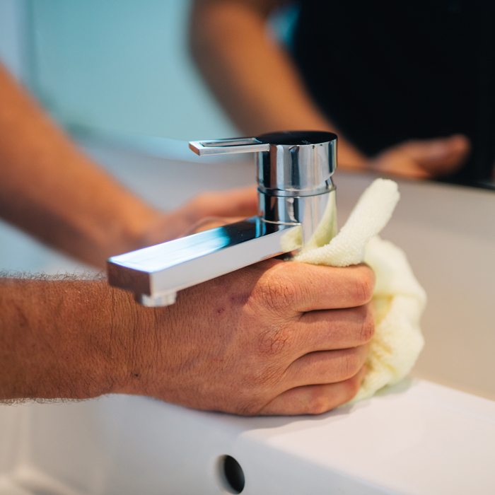 tap repair by a Thoroughgood plumbing central coast