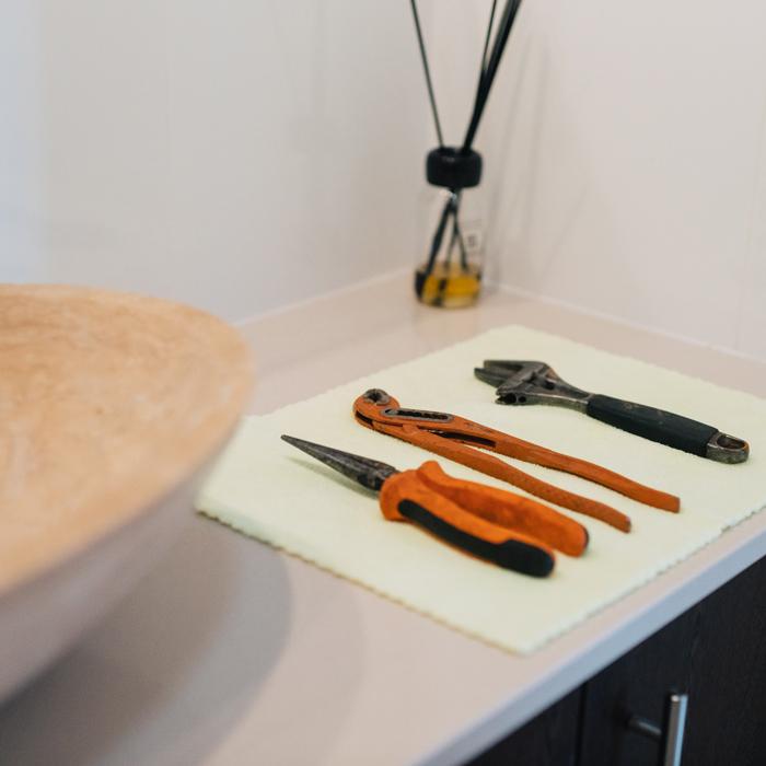 sink maintenance by Thoroughgood Plumbing