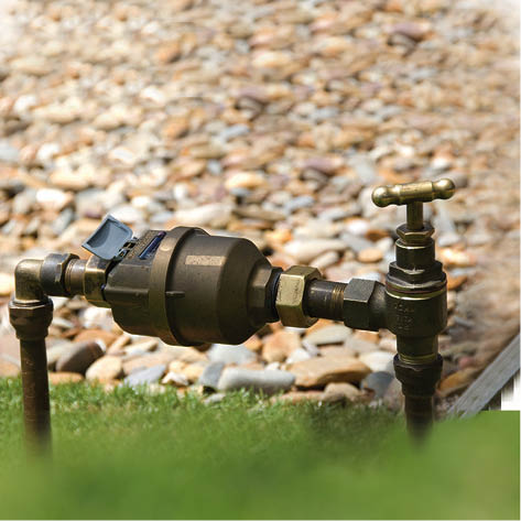 central coast water meter