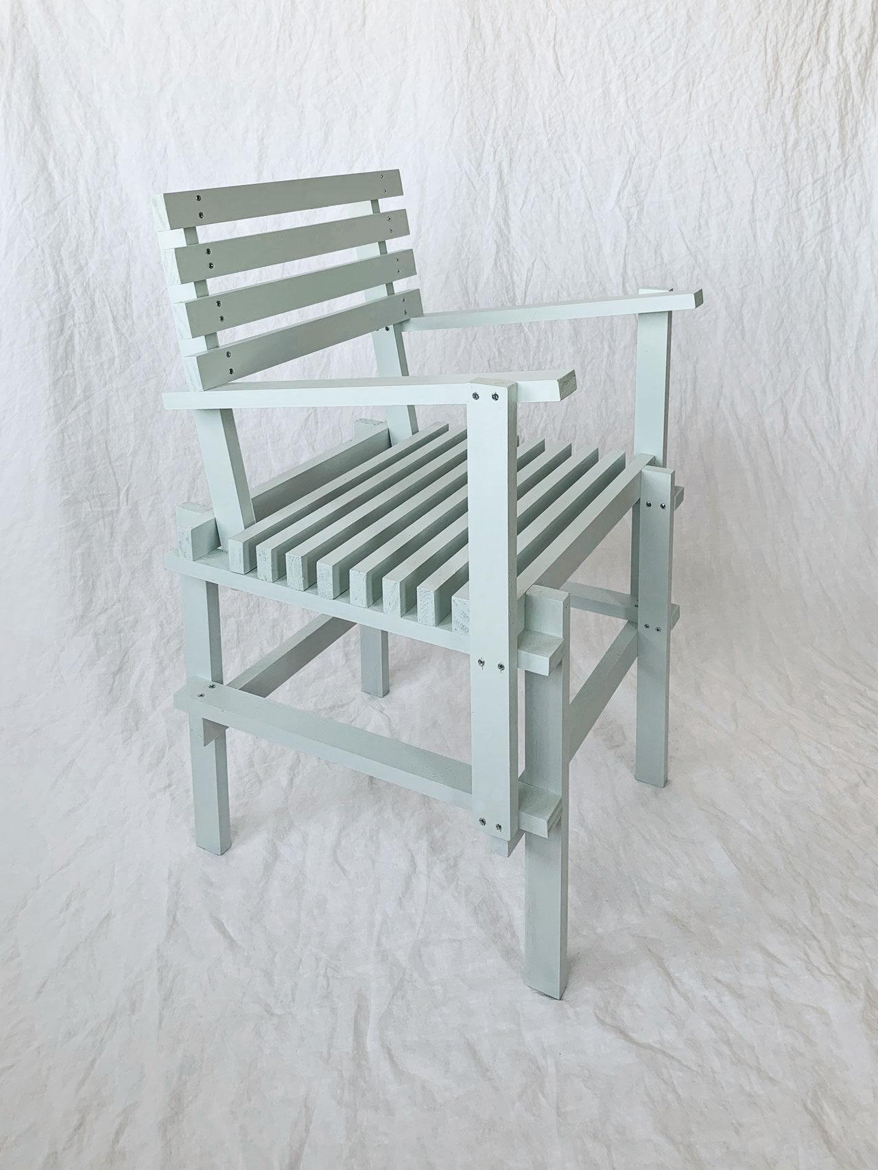 DIY Chair by Max Lamb