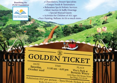 Golden Ticket Flyer