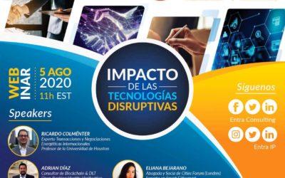 Impact of Disruptive Technologies