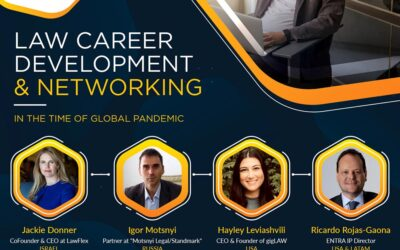 Law Career Development & Networking in the time of Global Pandemic