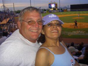 Robert and Mirna Foster