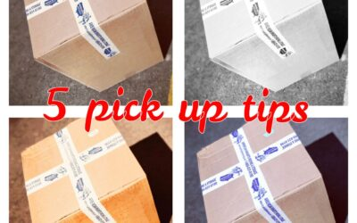 5 Pick Up Tips from American Knights Moving
