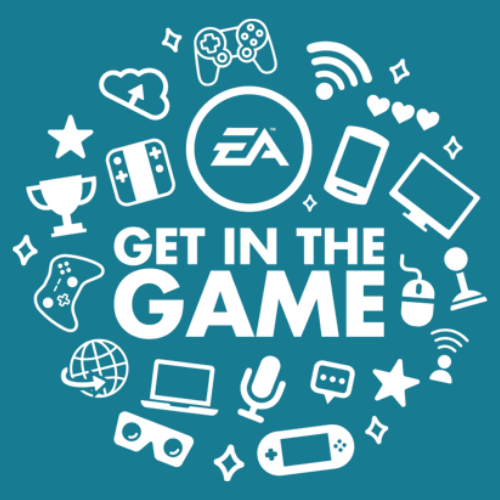 Get in the Game logo