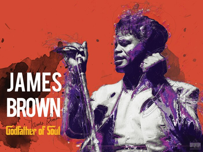 JAMES BROWN THE GODFATHER OF SOUL AND THE ARCHITECT OF HIP HOP