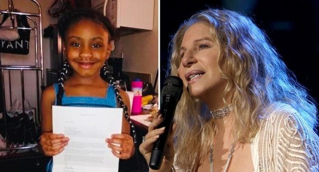 GIFTS: BARBARA STREISAND GIVES GEORGE FLOYD'S DAUGHTER SHARES IN DISNEY